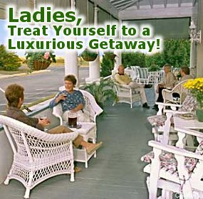 Ladies: Treat Yourself to a Luxurious Getaway