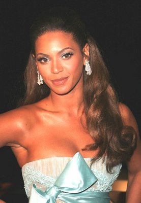 Beyonce Hairstyle #7