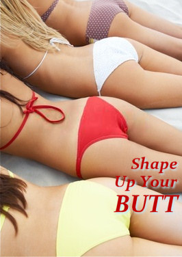 Exercises for Firm Buttocks in 10 days - Dot Com Women