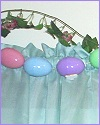 Easter Egg Valance