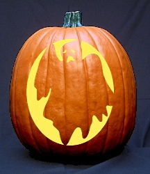 100% Free Pumpkin Carving Patterns for Halloween