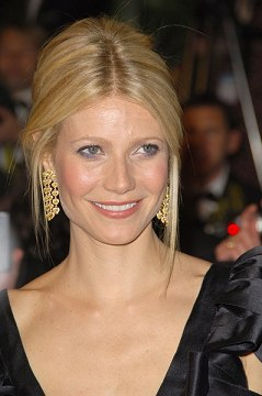 Close-up of Gwyneth Paltrow at the Cannes Film Festival