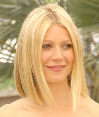 Gwyneth Paltrow Short Hairstyle Photo