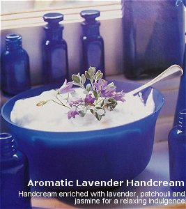 Aromatic Lavender Handcream