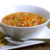 Winter Bean and Lentil Soup