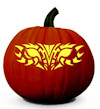 Masked Pumpkin – Halloween Pumpkin Carving Pattern
