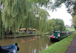 Narrowboat Hotels - A lovely UK weekend travel idea