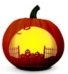 Pumpkin Patch Pumpkin Carving Pattern