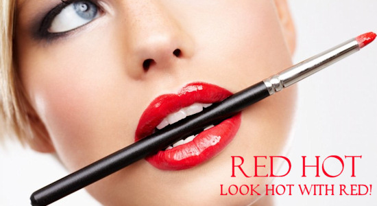 10 Tips for Using Red Lipstick