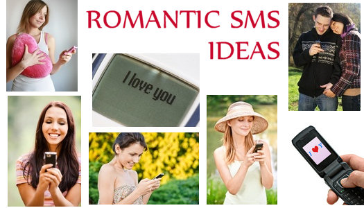 Romantic SMS Texts Ideas