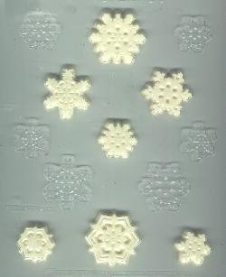 Snowflake Candy