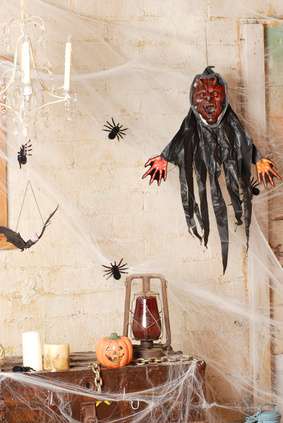Halloween Haunted House Decoration Ideas