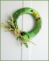 Spring/Easter Garden Wreath