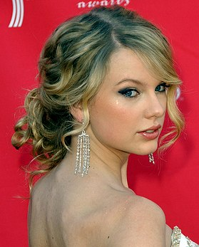 Taylor Swift Hairstyle - Medium Length hairstyles for Women - Dot ...