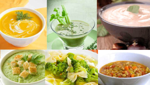 Warm Winter Soup Recipes