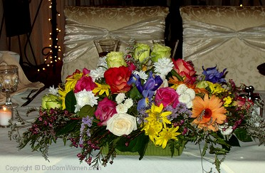 Floral Wedding Decoration Ideas on a Budget — Dot Com Women