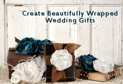 Wrapping Wedding Gifts Creatively