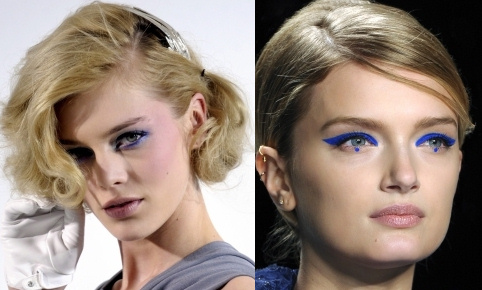Fall Winter 2012-2013 Eye Makeup Color Trends