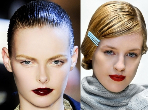Deep Reds - Fall Winter 2012-2013 Lip Color Trends