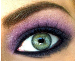 Party Makeup For Your Eye Color Blue Brown And Green