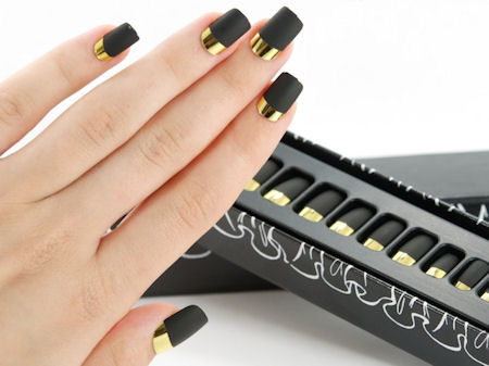 MAC Ruffian Manicure Sets Fall 2012 - Press on Nails