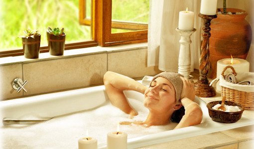 Image result for spa at home