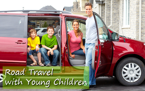Tips for Road Travel with Young Children