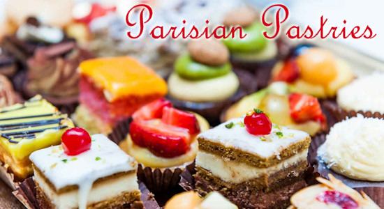 The Best Parisian Pastries
