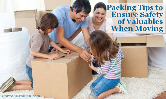 Packing Tips for Ensuring the Safety of Your Home Valuables When Moving