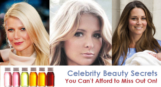 Three Celebrity Beauty Secrets You Can't Afford to Miss Out On