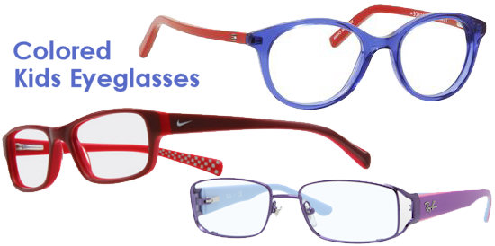 Top Four Eyeglasses Trends for Kids - Dot Com Women