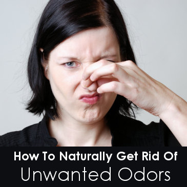 how to naturally get rid of unwanted odors dot com women