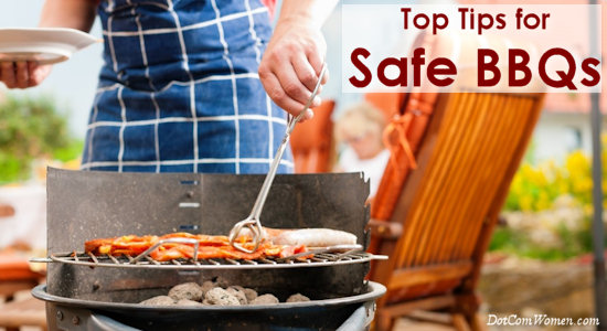 Top Tips for Safe BBQs