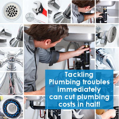 Tips to Save Money on Plumbing