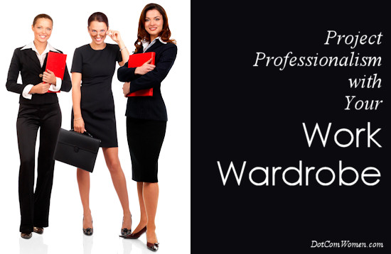 Women's Work Fashion - Build your Wardrobe