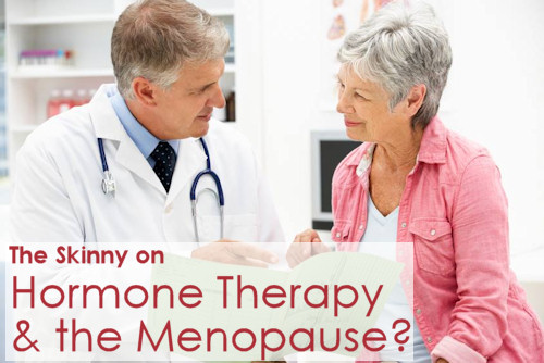 Hormone Therapy and Menopause
