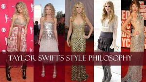 Taylor Swift's Style Philosophy