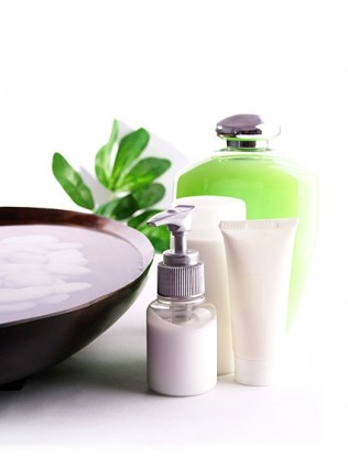 Anti-aging products range from latest technology 'cell renewal systems' to ancient beauty remedies.