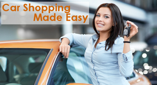 Car Shopping Made Easy