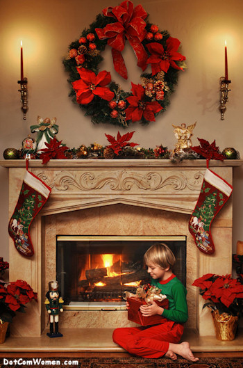 Where did Decorating at Christmas Begin? - Dot Com Women