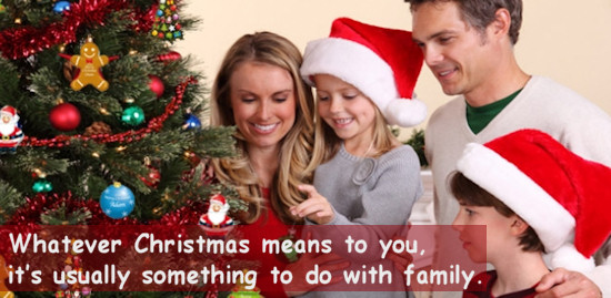 What Do You Love Best About Christmas?
