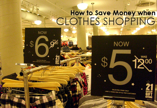 Save Money when Clothes Shopping by Investing in Quality Items