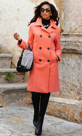 Bon Prix Wool Blend Winter Coat