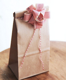 Tin-tie Coffee Bags: Perfect for Gift Wrapping Food Gifts