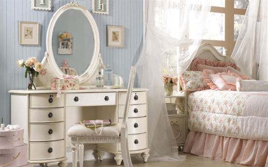 2014 interior decor trends - Shabby chic