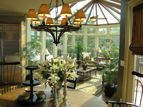 Interior Design Idea - Attached Conservatory