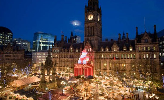 Manchester Christmas Markets – 15th – 22nd December