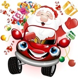 The Best Car for Santa