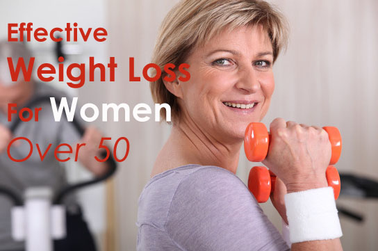 Effective Weight Loss For Women Over 50