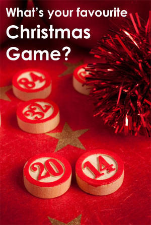 What's your favourite Christmas Game?
